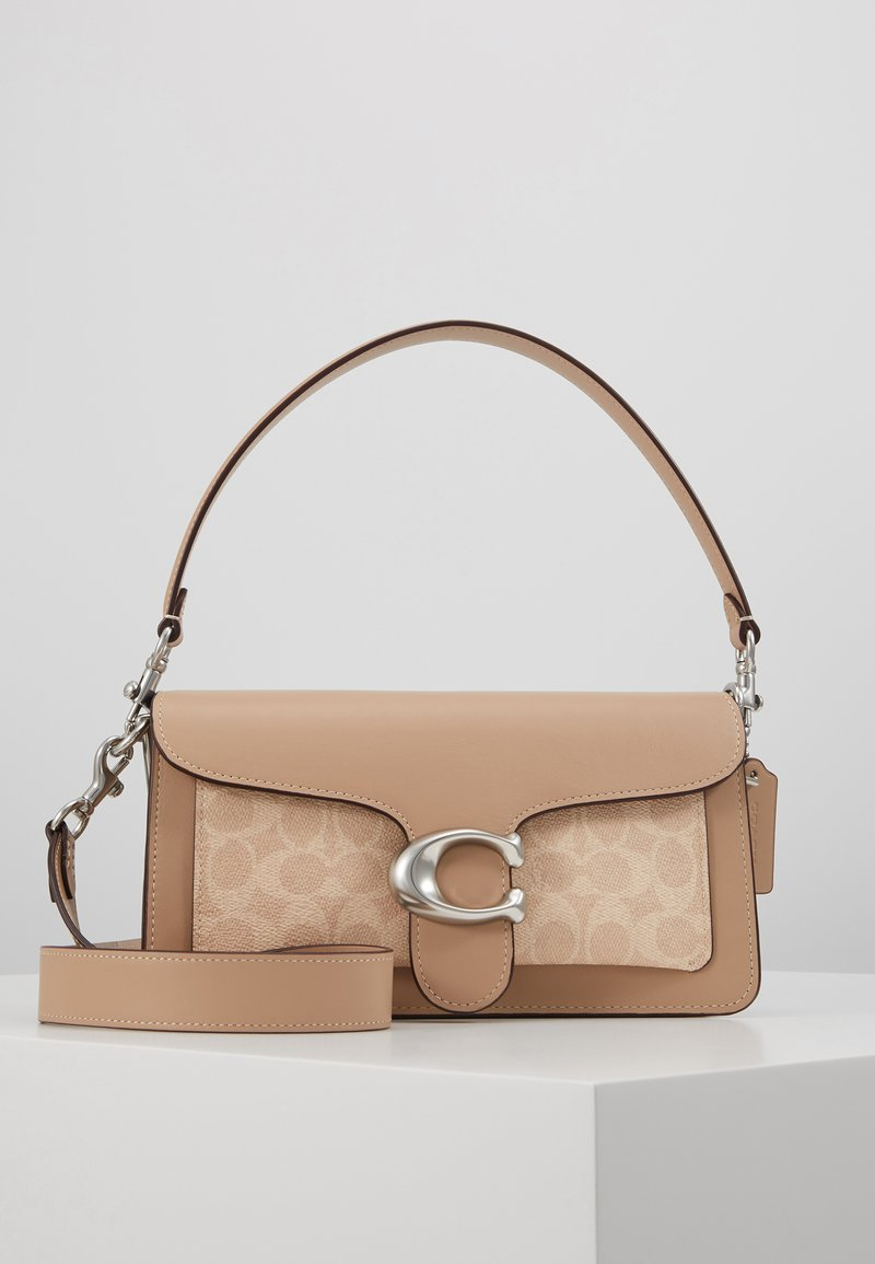 Coach - TABBY SHOULDERBAG - Kabelka - taupe