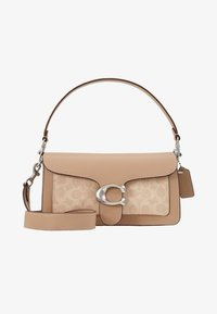 Coach - TABBY SHOULDERBAG - Kabelka - taupe - 4