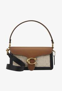 Coach - TABBY SHOULDERBAG - Handbag - sand/taupe - 1