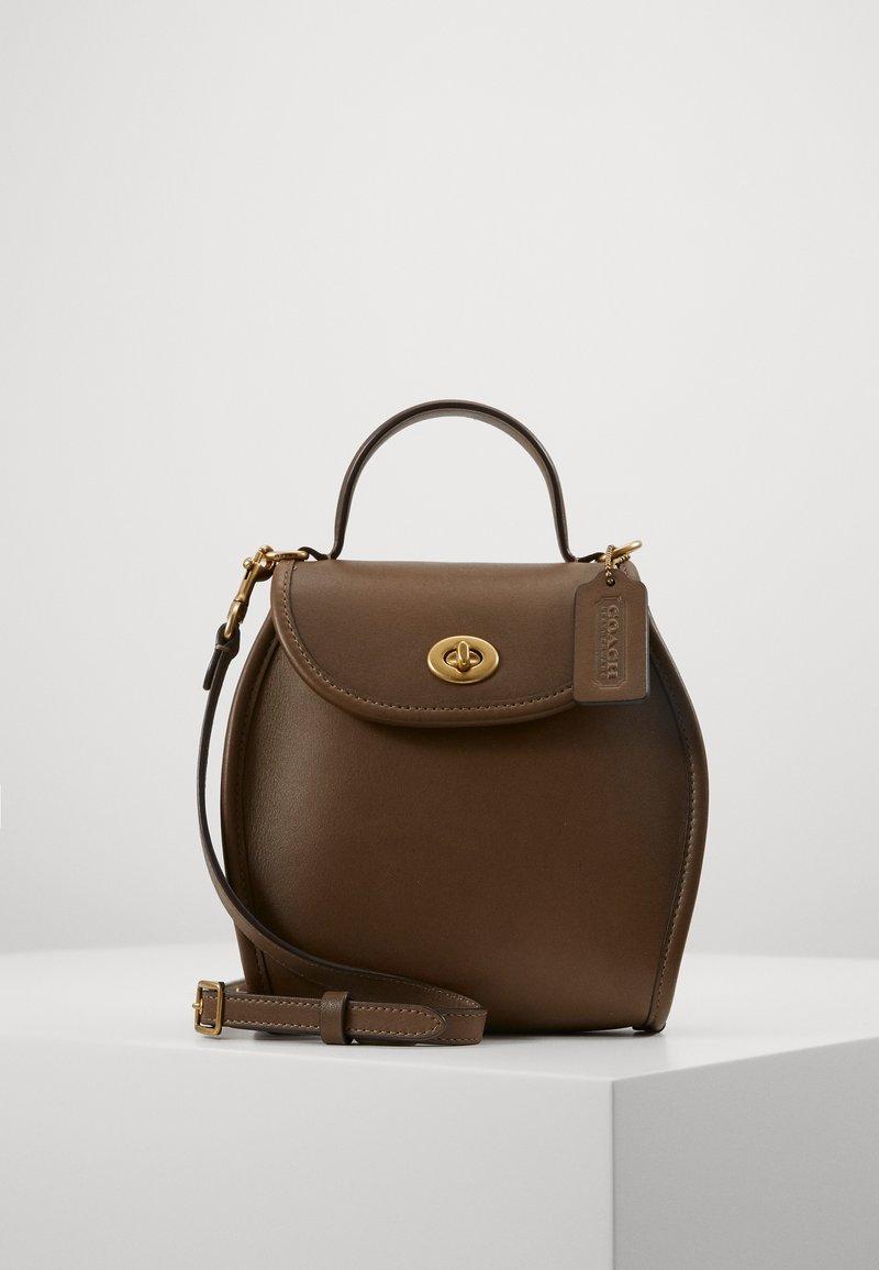 Coach - RUNWAY COACH ORIGINAL - Handbag - faded hickory