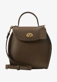 Coach - RUNWAY COACH ORIGINAL - Handbag - faded hickory - 3