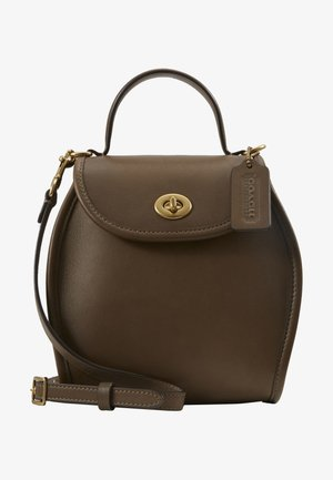RUNWAY COACH ORIGINAL - Handtas - faded hickory