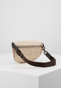 Coach - SIGNATURE BLOSSOM PRINT BELT BAG - Ledvinka - tan/sand - 3