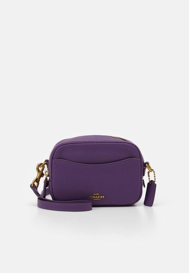 CAMERA BAG - Across body bag - bright violet