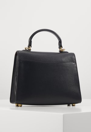 TABBY TOP HANDLE - Handtas - black