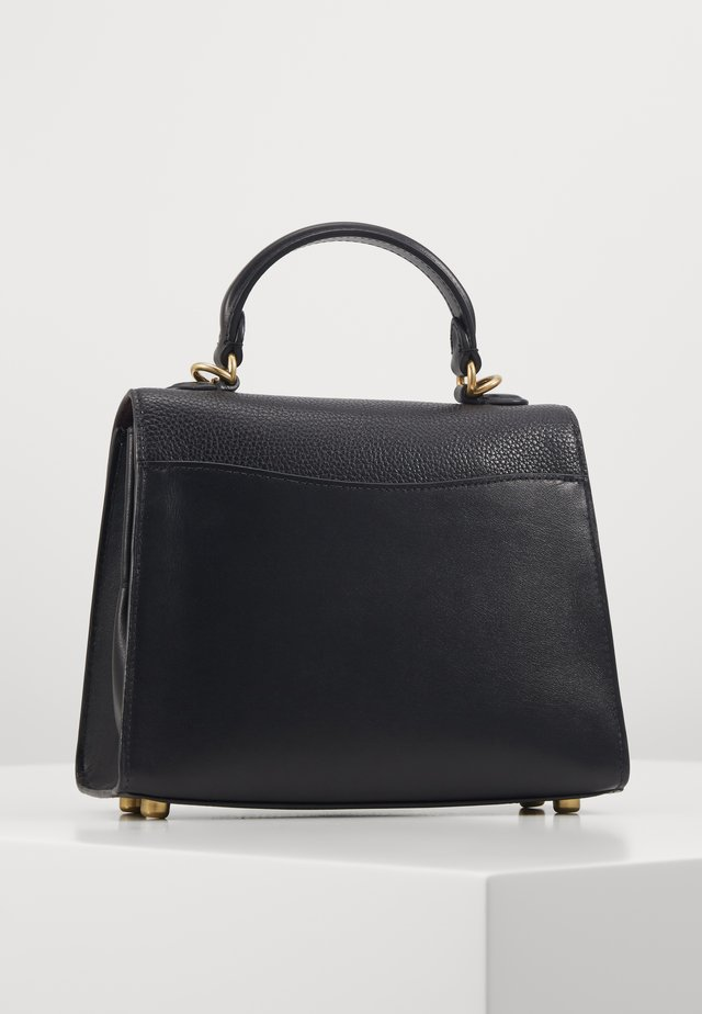 TABBY TOP HANDLE - Handtasche - black