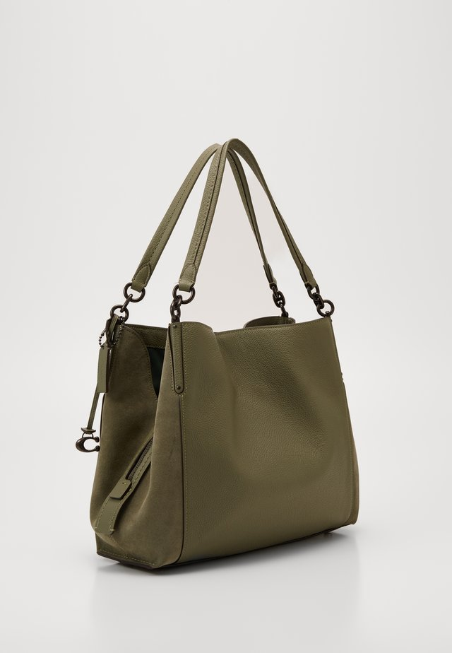 DALTON SHOULDER BAG - Handtasche - light fern