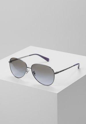 Sonnenbrille - gunmetal