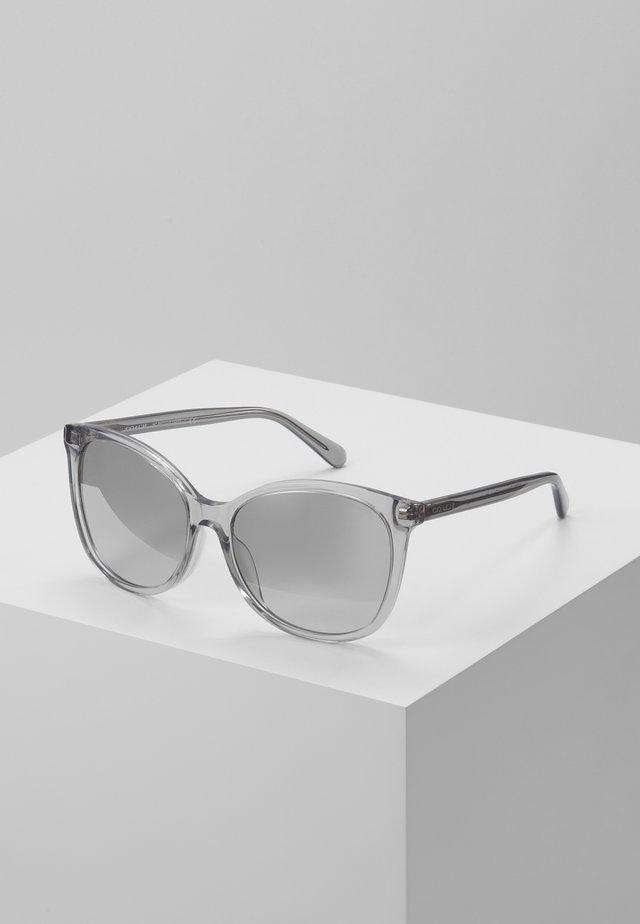 Okulary przeciwsłoneczne - transparent grey