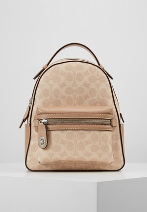 CAMPUS BACKPACK SIGNATURE - Rucksack - sand taupe