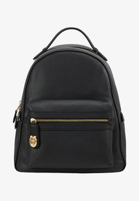 Coach - POLISHED PEBBLE CAMPUS BACKPACK REFRESH - Reppu - black - 5