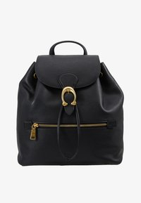 Coach - POLISHED EVIE BACKPACK - Reppu - black - 5