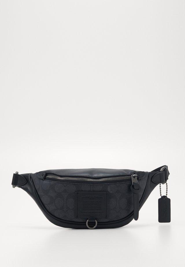 SIGNATURE RIVINGTON BELT BAG - Bum bag - charcoal