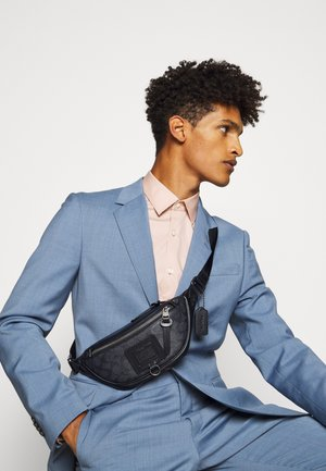 SIGNATURE RIVINGTON BELT BAG - Bum bag - charcoal