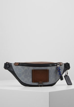 SIGNATURE RIVINGTON BELT BAG  - Heuptas - silver