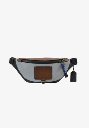 SIGNATURE RIVINGTON BELT BAG  - Marsupio - silver