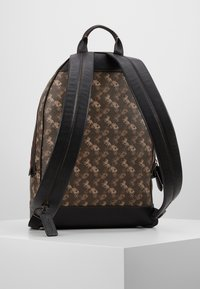 Coach - BARROW BACKPACK IN HORSE AND CARRIAGE  - Reppu - black/brown - 3