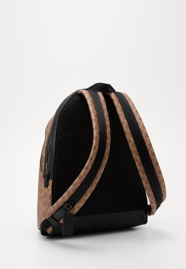 SIGNATURE ACADEMY BACKPACK UNISEX - Tagesrucksack - khaki