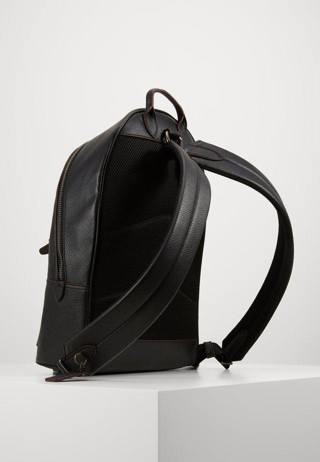 METROPOLITAN SOFT BACKPACK CEW - Tagesrucksack - black