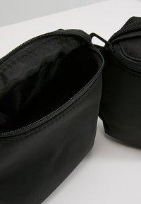 Côte&Ciel - BALLISTIC - Taška spříčným popruhem - black - 4