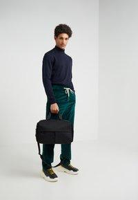 Côte&Ciel - GARONNE BALLISTIC - Briefcase - black - 1