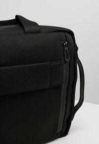 Côte&Ciel - GARONNE BALLISTIC - Briefcase - black - 7