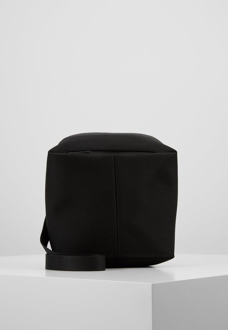 Côte&Ciel - YUBA BALLISTIC - Olkalaukku - black