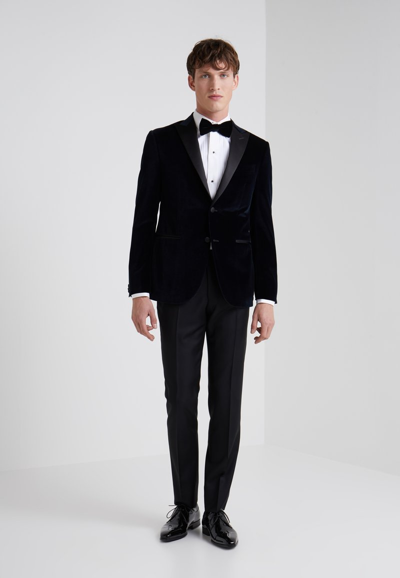 CORNELIANI - EVENING SUIT - Costume - dark blue