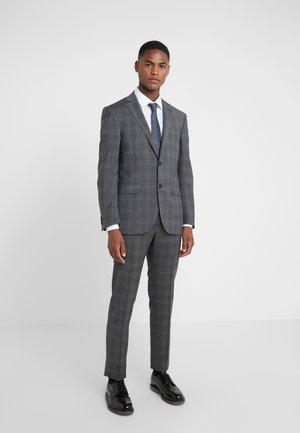 SUIT - Oblek - grau