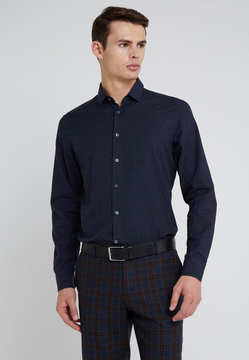 CORNELIANI - STRUCTURED - Businesshemd - dark blue