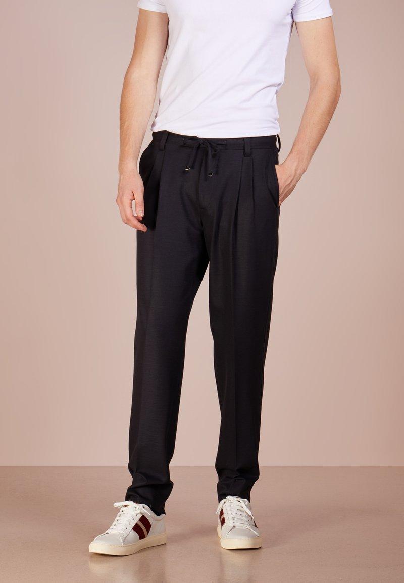 CORNELIANI - Pantalon classique - mottled black