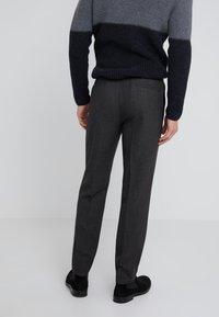 CORNELIANI - Pantaloni - dark grey - 2
