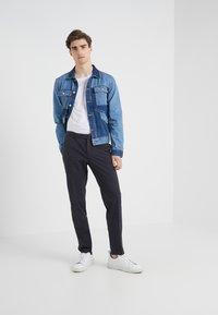 CORNELIANI - PANT - Pantalon classique - dark blue - 1
