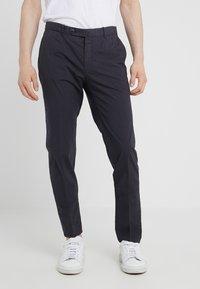 CORNELIANI - PANT - Pantalon classique - dark blue - 0
