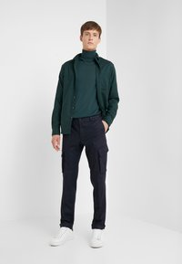 CORNELIANI - PANT - Cargo trousers - dark blue - 1