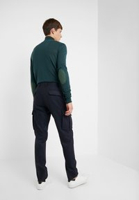 CORNELIANI - PANT - Cargo trousers - dark blue - 2