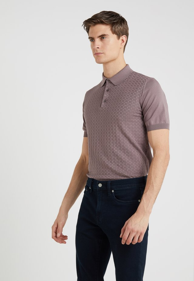 Koszulka polo - rosa