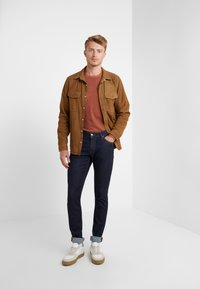 CORNELIANI - Stickad tröja - brown - 1