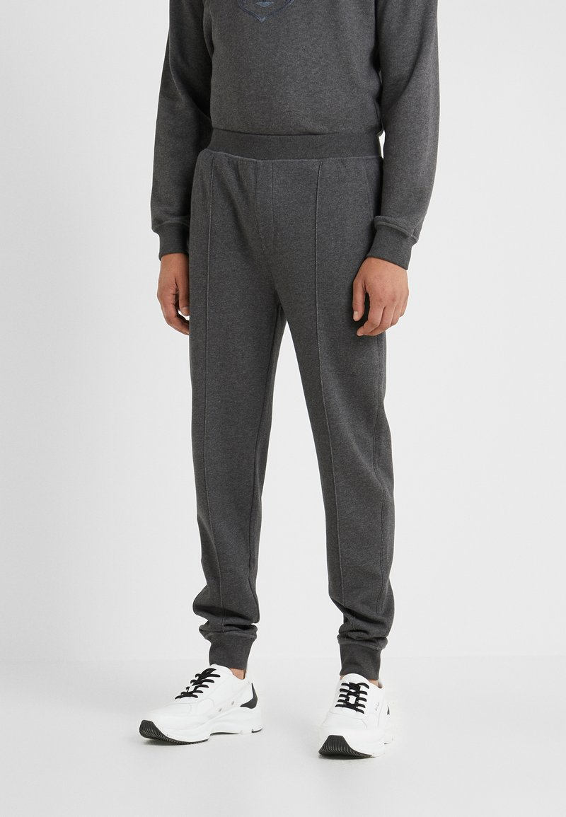 CORNELIANI - Tracksuit bottoms - grey