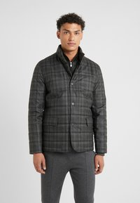 CORNELIANI - Light jacket - green - 0