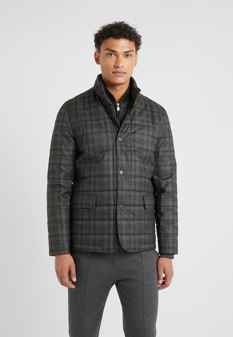 CORNELIANI - Light jacket - green