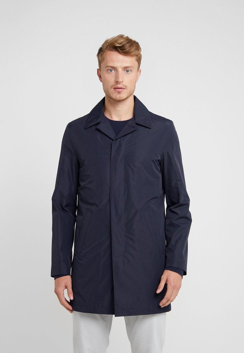 CORNELIANI - RAINCOAT - Abrigo corto - dark blue