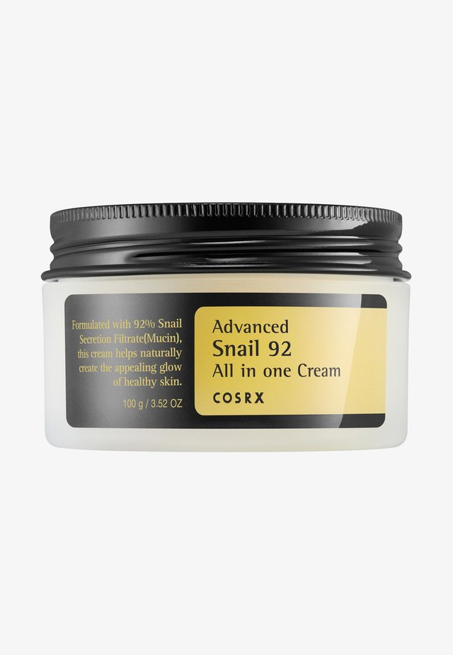 ADVANCED SNAIL 92 ALL IN ONE CREAM - Face cream - -