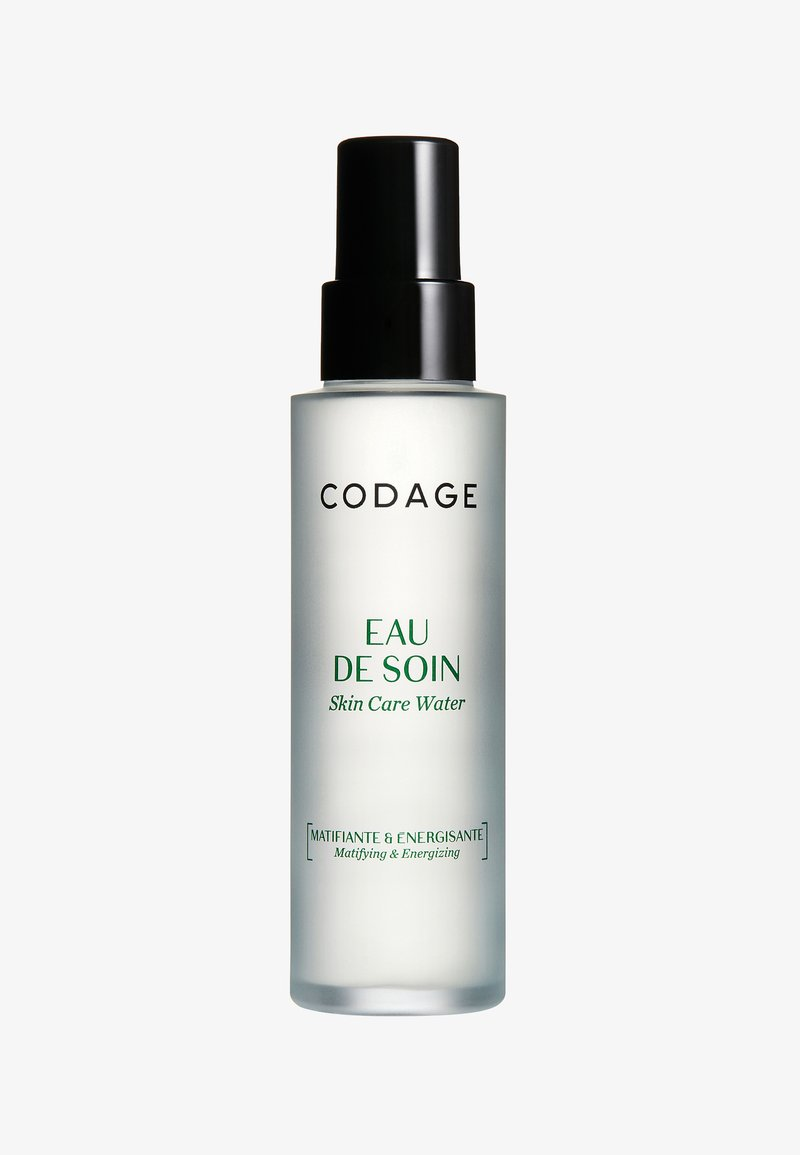 Codage - TREATMENT WATER MATIFYING & ENERGIZING 100ML - Gesichtswasser - neutral