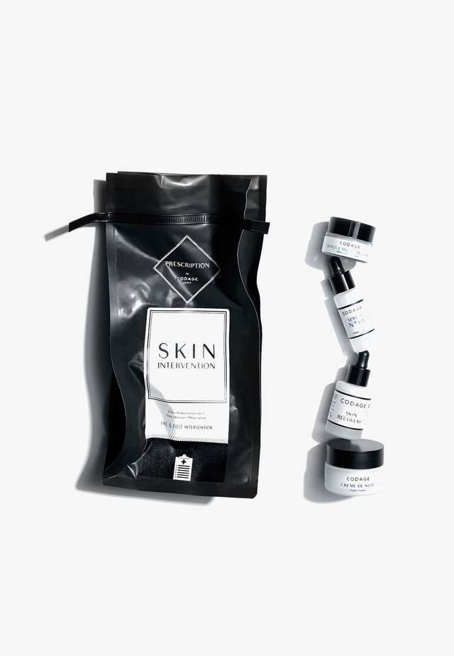 PRESCRIPTION SKIN INTERVENTION - Skincare set - neutral