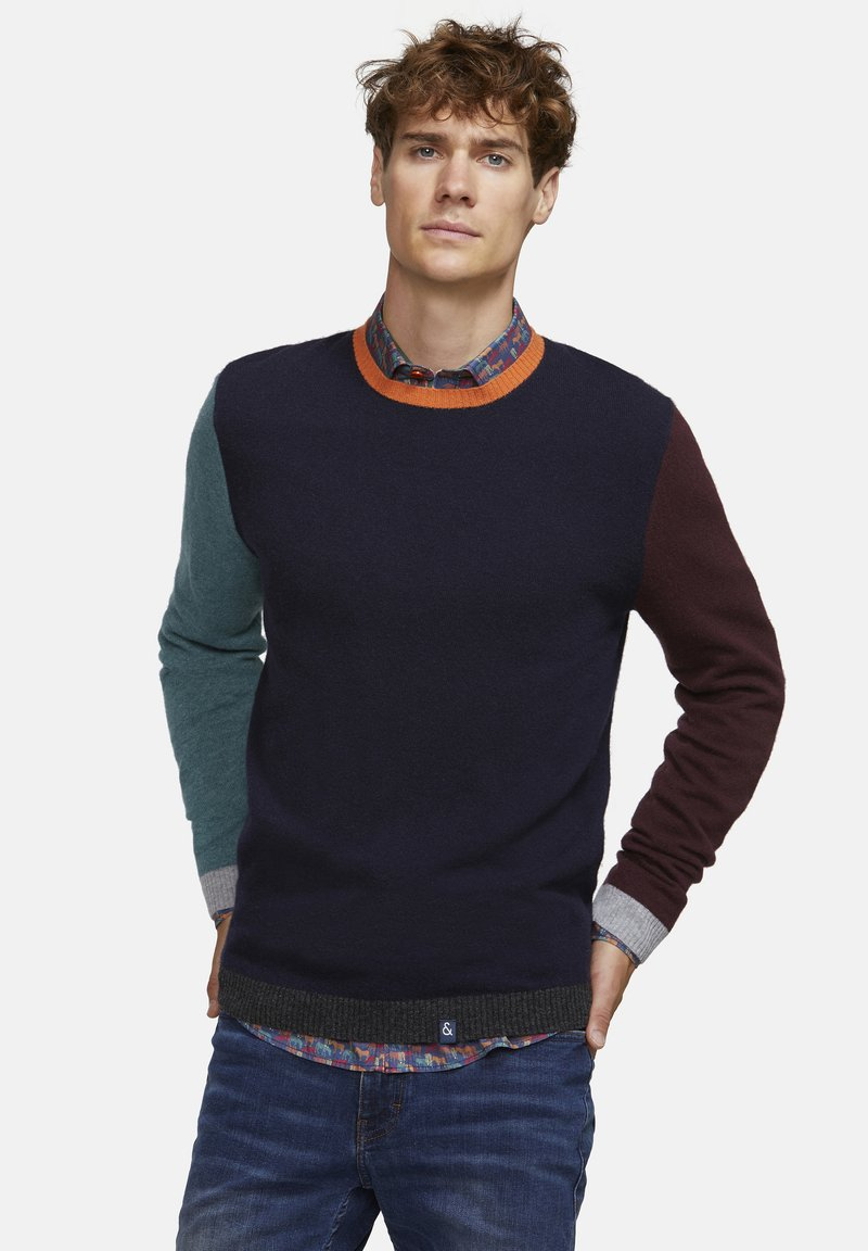 Colours & Sons - CAYDEN - Jumper - grey