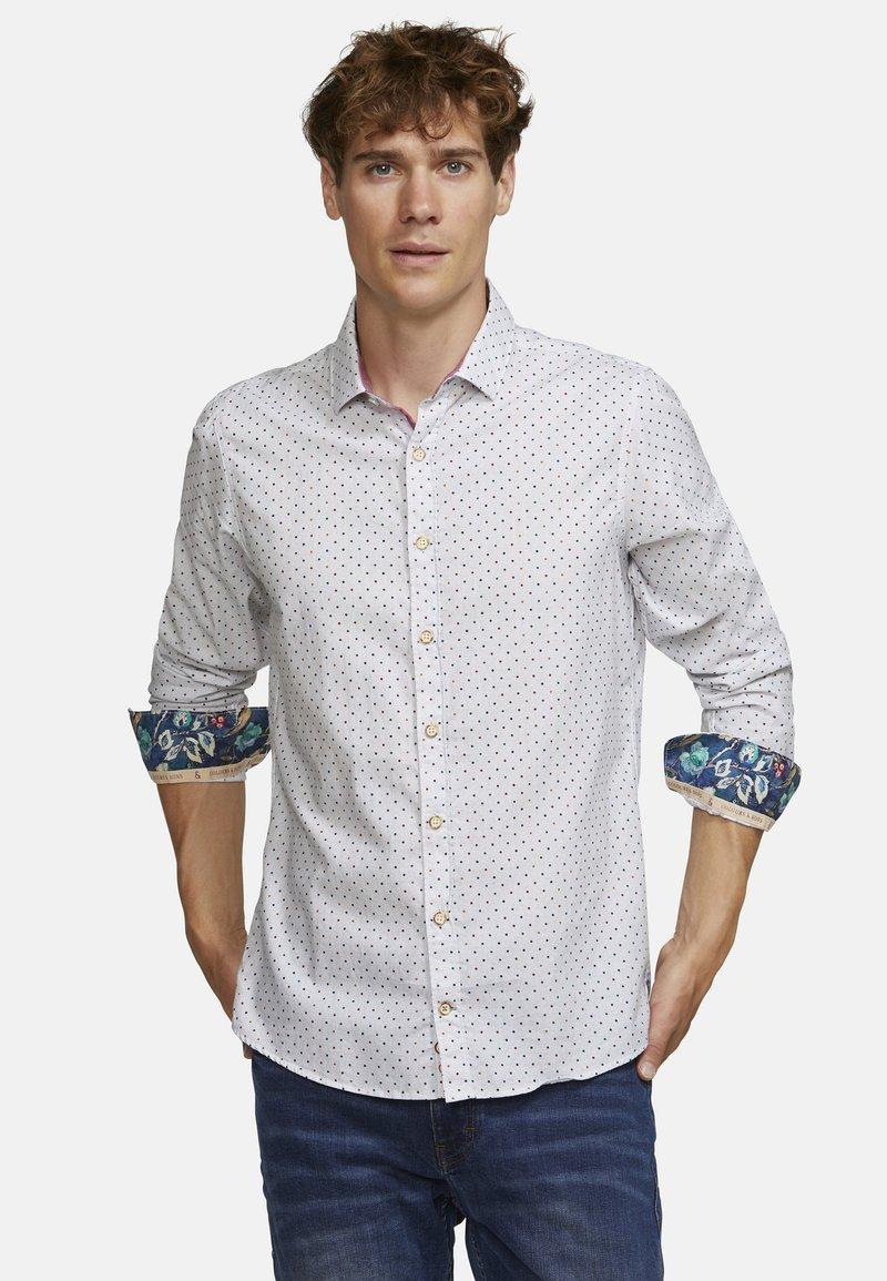 Colours & Sons - JOHAN  - Shirt - light grey