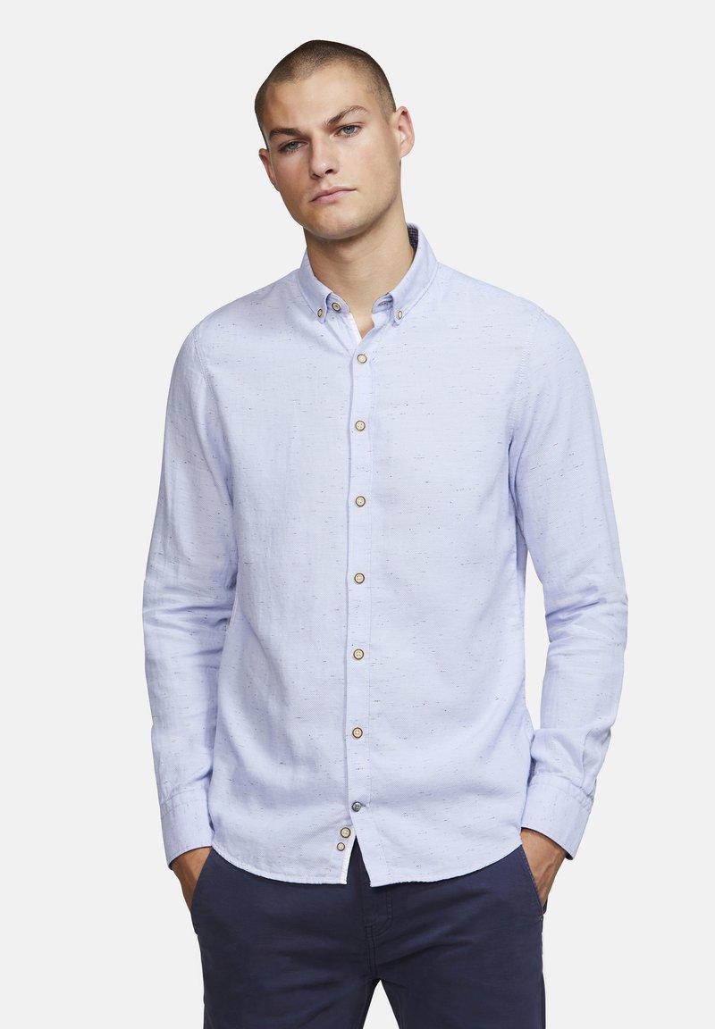 Colours & Sons - VINCENT - Shirt - light blue