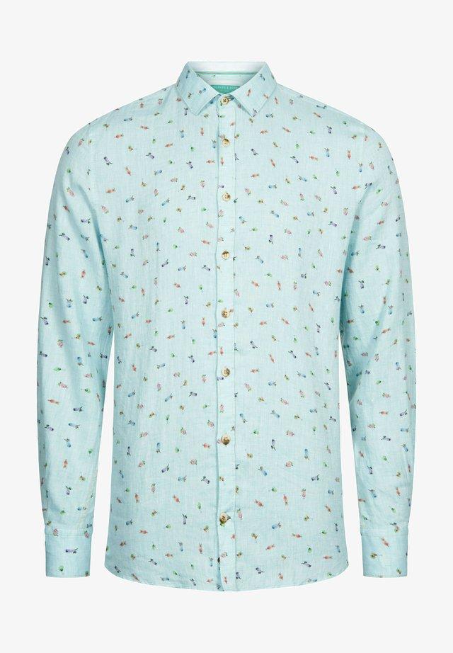 PETER - Shirt - blue