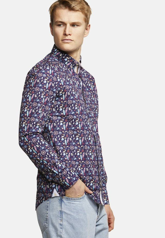 HAROLD - Shirt - purple